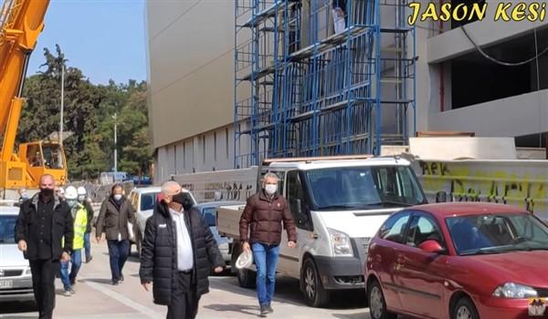 Ο Μελισσανίδης στον ποδοσφαιρικό ΝΑΟ της Ελλάδας (video)
