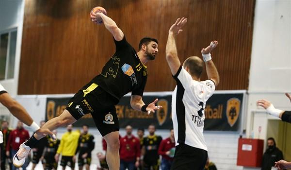 """Ευρωπαϊκή ΑΕΚΑΡΑ προκρίθηκε στους """"8"""" του EHF European Cup"""