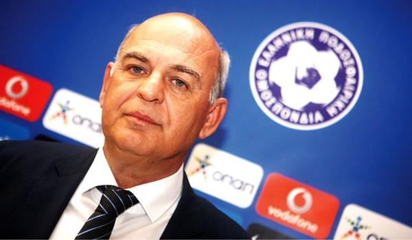 """Η επιστολή Γραμμένου προς FIFA/UEFA που """"αδειάζει"""" τον Αυγενάκη"""