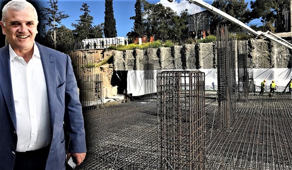 Επίσκεψη Μελισσανίδη στον ΝΑΟ (videos)