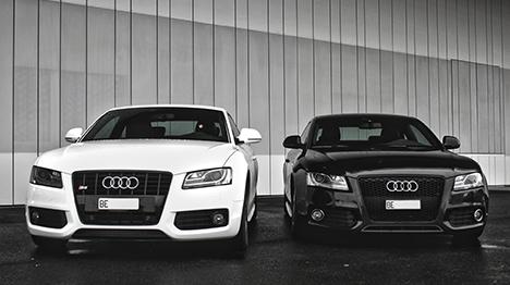 Dougherty services Audi vehicles