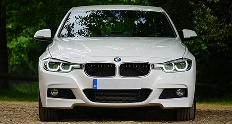 Dougherty services BMW vehicles