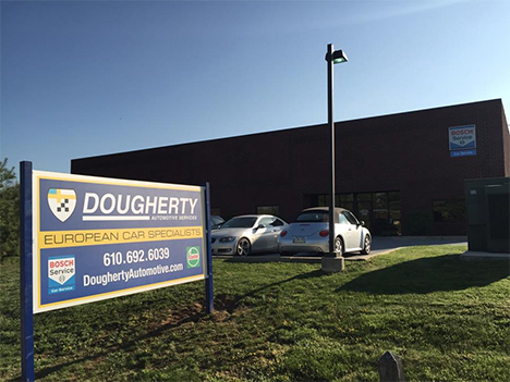 Dougherty Automotive is located in West Chester, PA