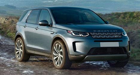 Land Rover Service & Repair