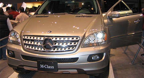 Mercedes-Benz Service & Repair