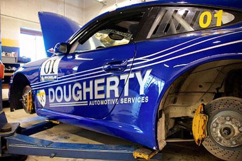 Dougherty Automotive Racing Services