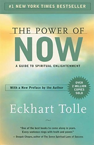 """Elkhart has a unique way of discussing the fact that """"all we really have is this moment"""".  Millions of people have read this book and it continues to be one of the most essential reads in its field. I found it only after (actually from) reading """"A New Earth"""", another of his books, and I've found that Tolle's approach, logic and authenticity speak well to me."""