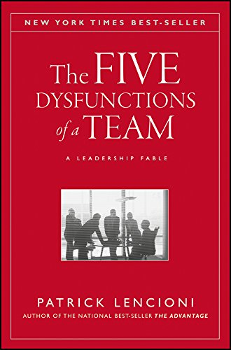 "I met Patrick at a CBT News event in Atlanta and had the pleasure of doing his introduction. He is a gracious and humble man with a fantastic sense of how teams should work together. This book is a MUST read for every company, starting at the C Level and up thru the entire organization. If ""lack of trust"" is the number one dysfunction of most teams... Trust is the number one most important factor in any team succeeding. Short, fun and to the point."
