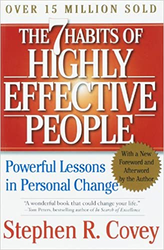 Covey's iconic book is as impactful and useful today as it ever was. It's easy to read and yet very deep in content and value. Check out some of his videos in the video section of this website... he was a gift to anyone looking to better understand the qualities needed to be successful in business and in life. I love that he did not measure success in the form of dollars. He was focused on the qualities of humanity and if you read him, or watch him speak, you will see what I mean.
