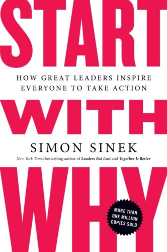 One of my favorites of all time. It articulates something I've always felt better than I've ever been able to do it myself. My son, Adam, introduced me to Simon by sending me his infamous TED Talk: How Great Leaders Inspire Action. It inspired positive shift across all of APCO at the time as well as in my personal life. I had a why, and it is still the same, I just couldn't explain it to others, or even myself, clearly enough to take full action on it. Today, I can because of Simon's great work.