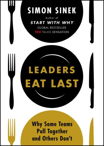 "Of course ""leaders eat last"". Ask any true leader and they will get that this is evident from the start. Reading this book by Simon reinforced my thinking that we must take care of the people we lead first and foremost and the rest will take care of itself."