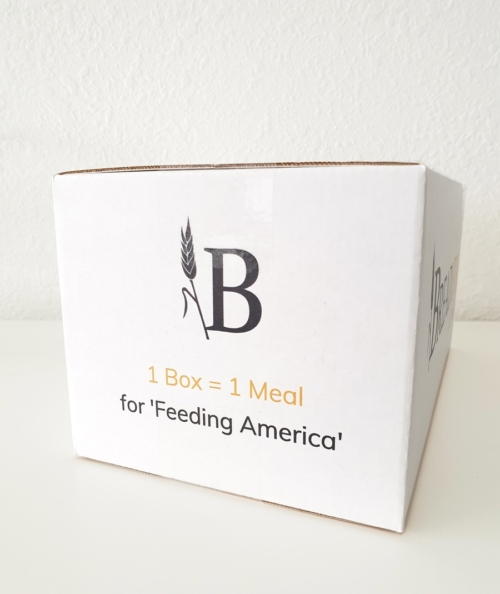 Breadista boxes feed America