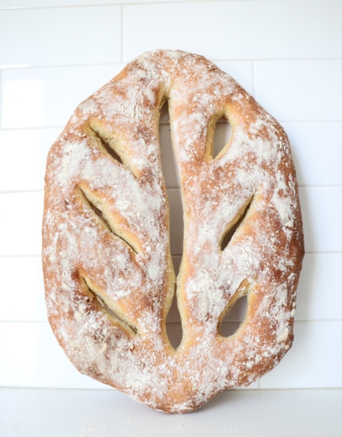 Fougasse bread baking kit