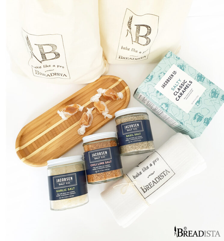Breadista Gourmet Gift Box - Press