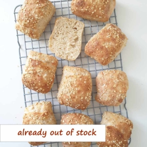 baking kit for bread rolls
