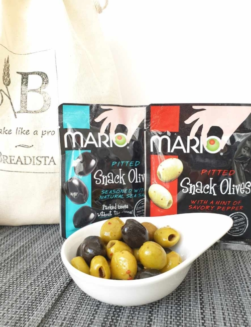 Spanish Olives - 2 snack packs