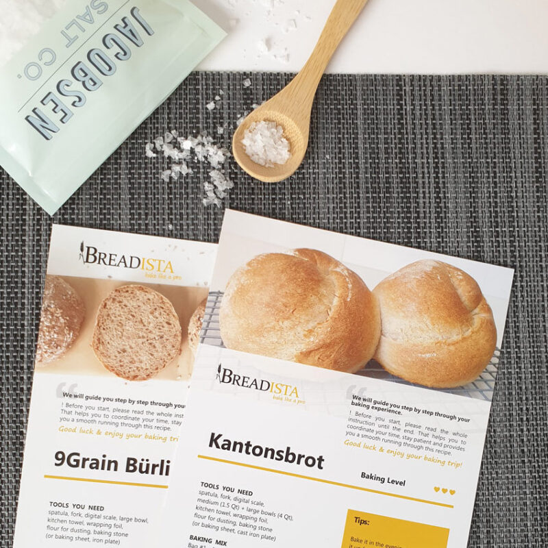 Easy to use bread making kits for authentic German bread