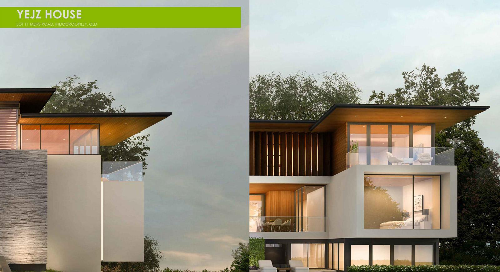 Yejz House