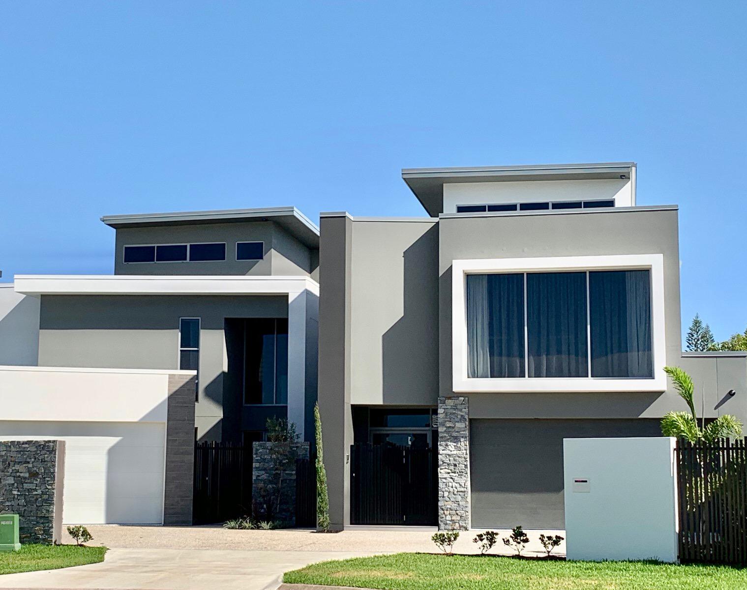 Modern Duplex | Lamb St.