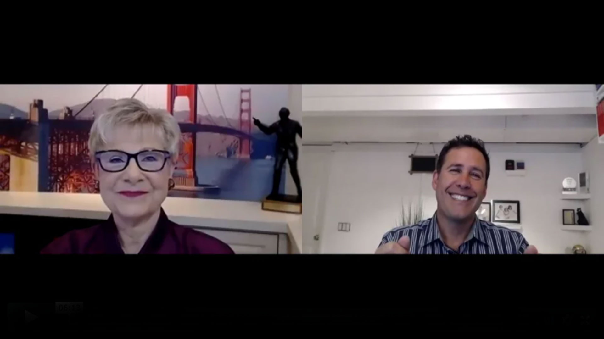 LOL 1.08: Interview with Patricia Fripp