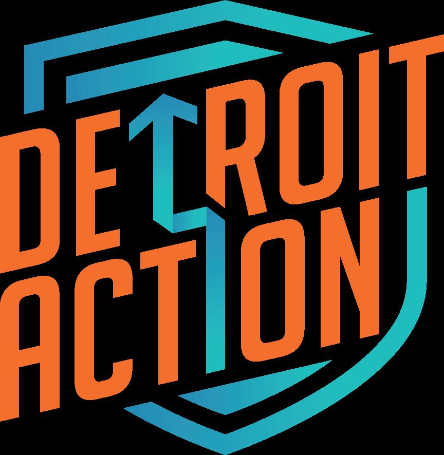 Detroit Action White - Full Color