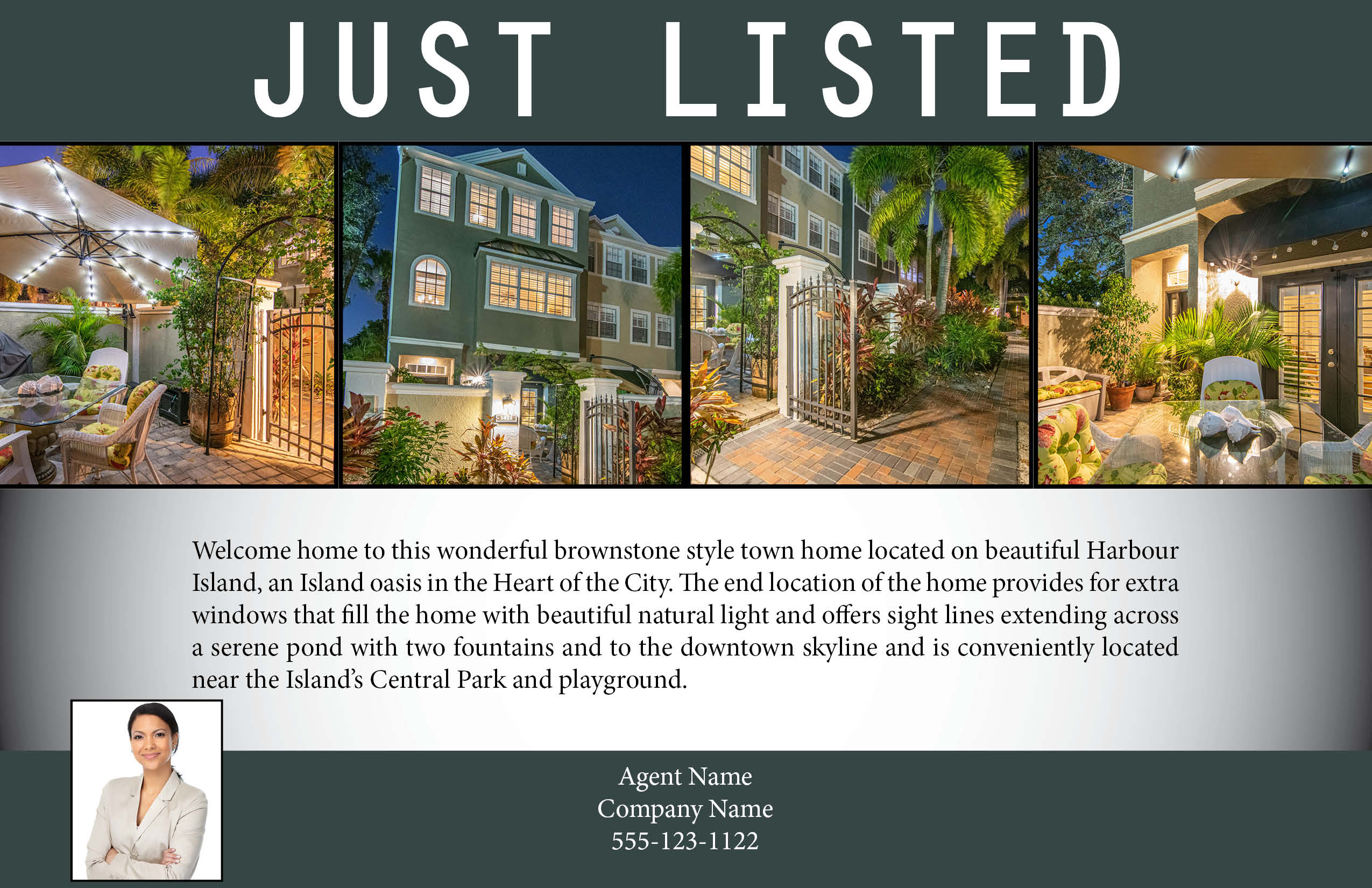 Just Listed/Sold - 108