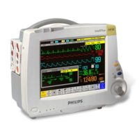 Philips MP30 M8002A IntelliVue Patient Monitor