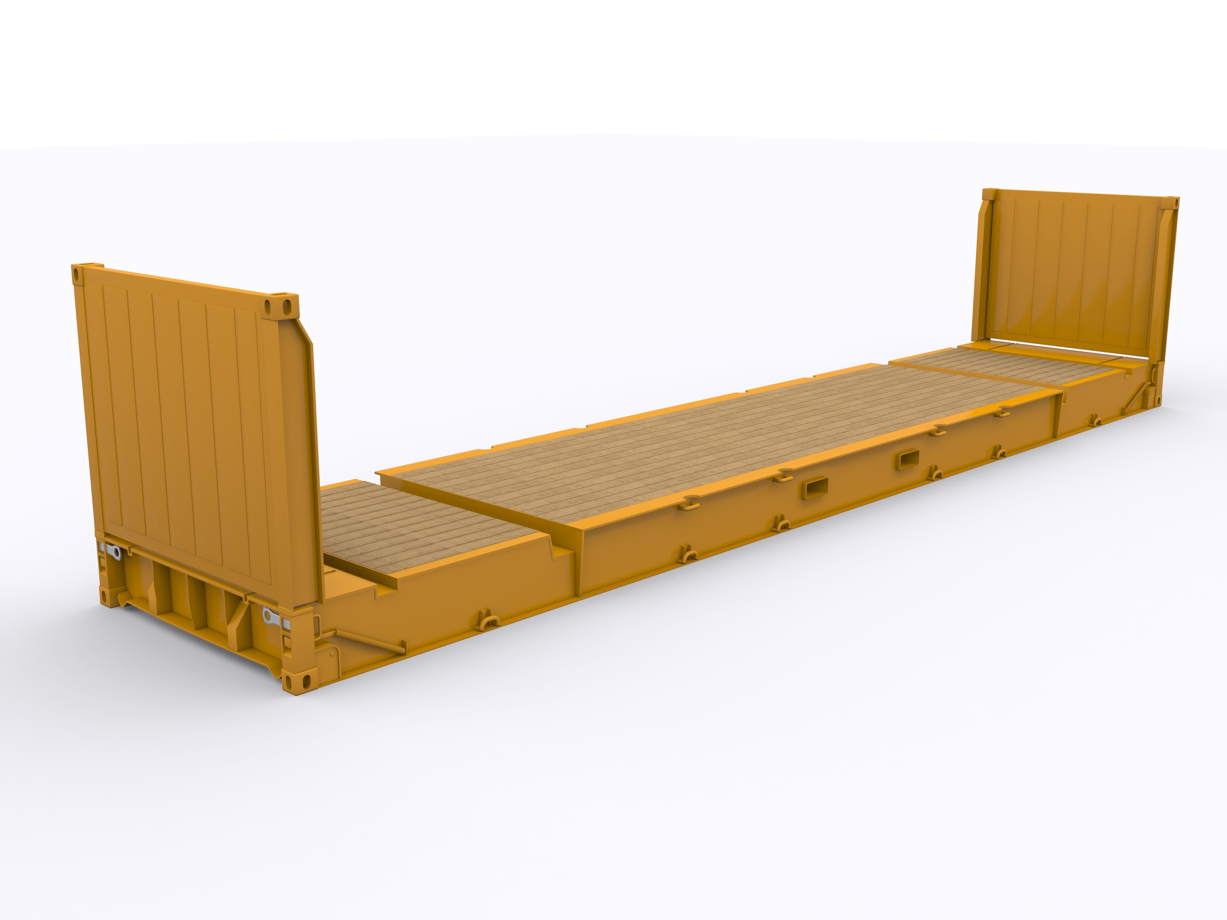 40ft Flat Rack