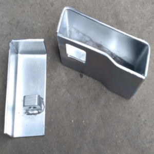 Welded Lock Box