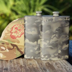Multicam Flasks