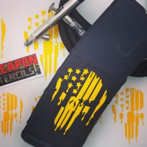 Dripping Punisher Flags