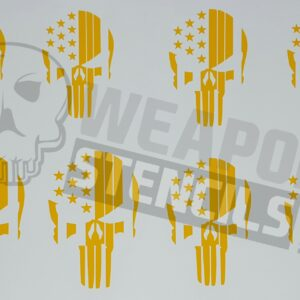 Thin Line Punisher Flags
