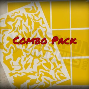 Woodland Combo Pack