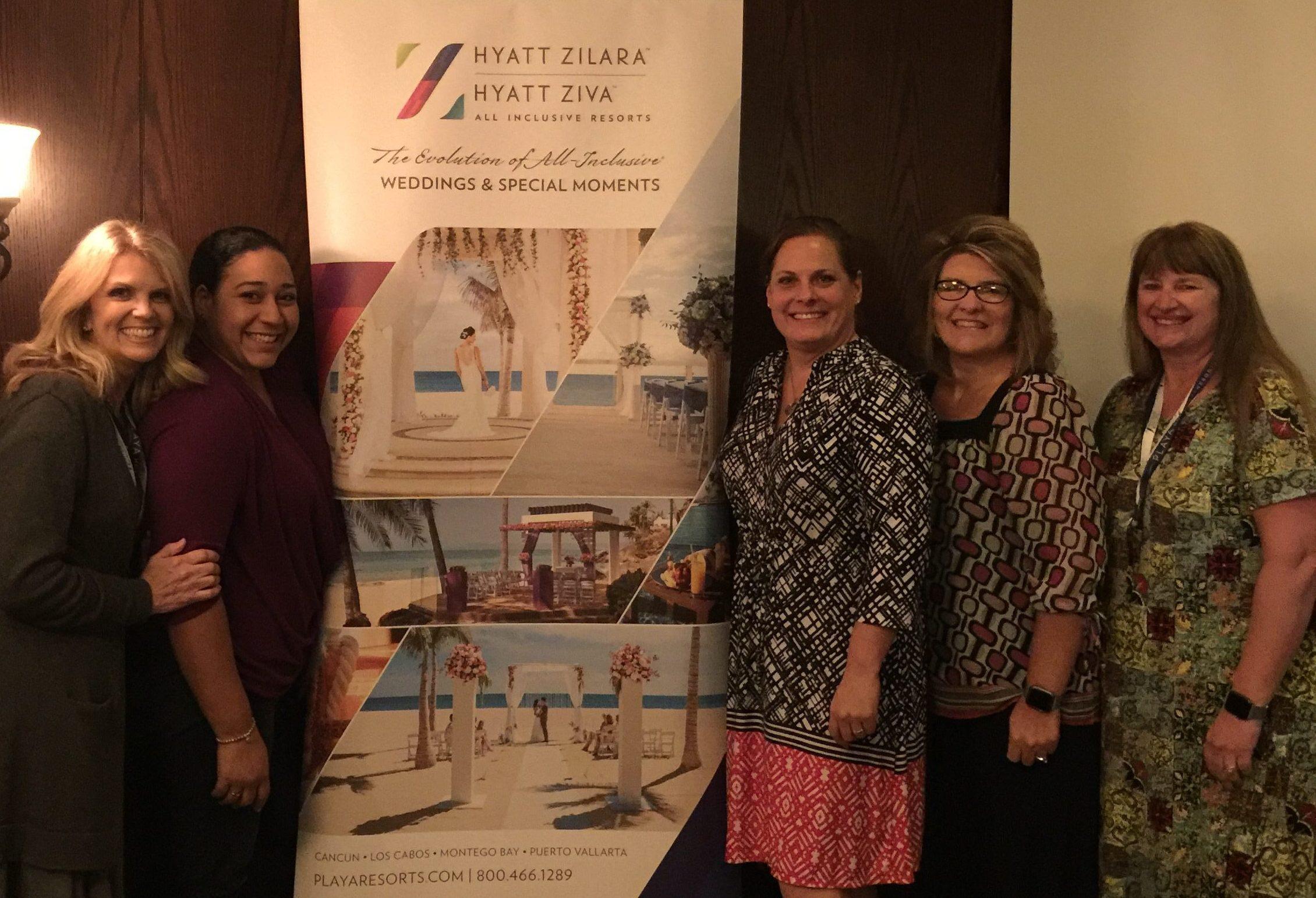Hyatt & Playa Resorts Training