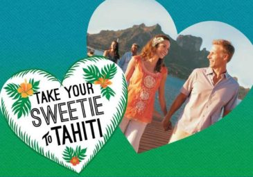 sweetie to Tahiti