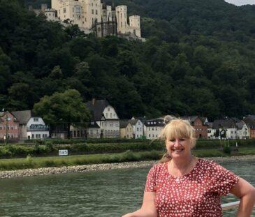 Renee Murff Martin in Europe