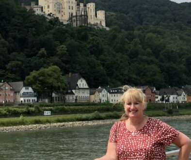 Renee Murff Martin in Europe