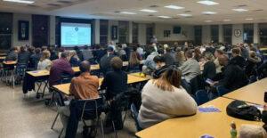 EDP Foundation College Night at Baltimore Union SC
