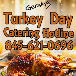 thanksgiving catering