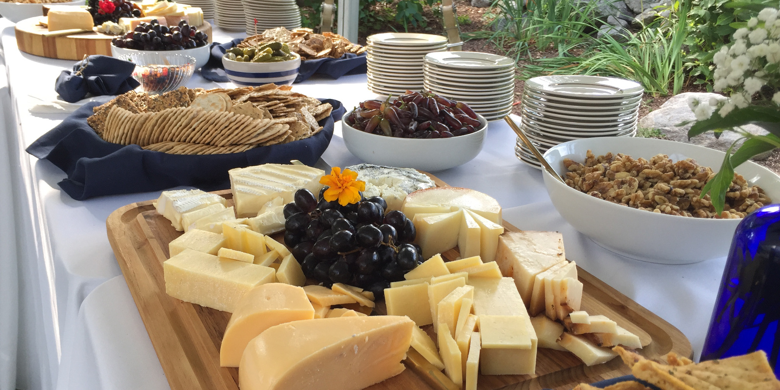 Cheese Appetizer Selections