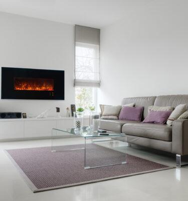 Electric Fireplace M