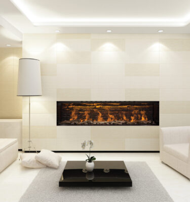 Steam Electric Fireplace