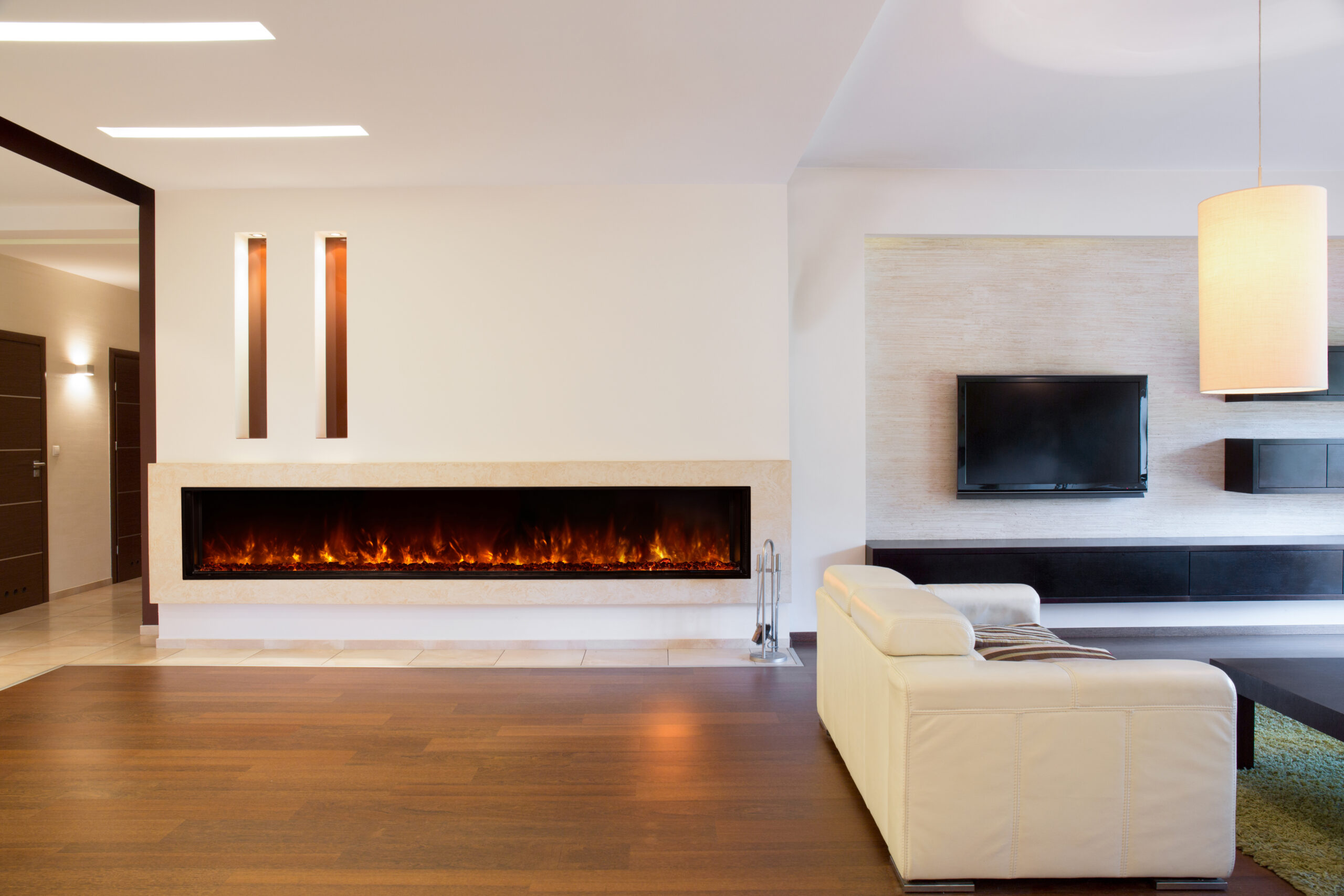 Electric Fireplace Extra Large Most Realistic Fire Look In The Market