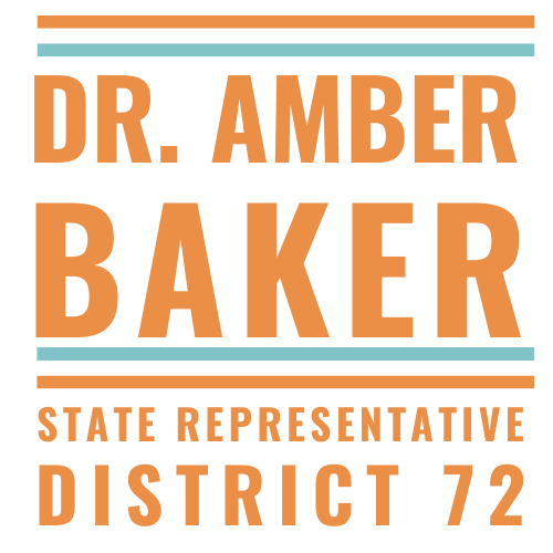 Amber Baker for State Representative - District 72