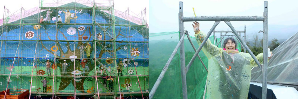Lily's Reflections on the Mei Hwa School Project in Daxi, Taiwan