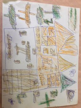 Art Works:Small Children 3