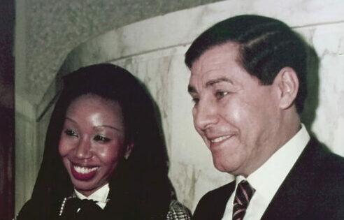 Ambassador Ghoulem Berrah and Mrs. Marguerite Berrah