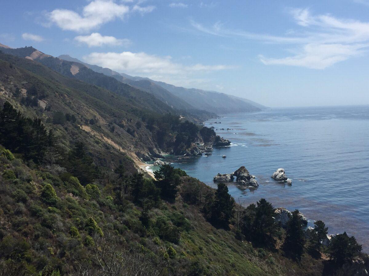 San Fran to LA Road Trip