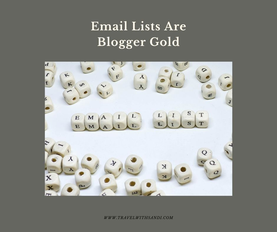 Email Lists Are Blogger Gold