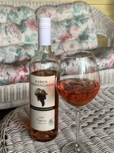 karen Birmingham Rose of Sangiovese Review